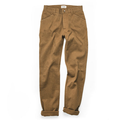 The Camp Pant in British Khaki Tuff Duck: Alternate Image 11
