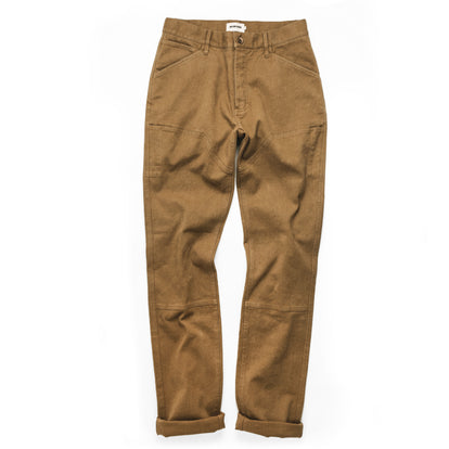 The Chore Pant in British Khaki Boss Duck: Alternate Image 10