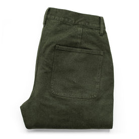 The Chore Pant in Dark Olive Boss Duck: Alternate Image 13