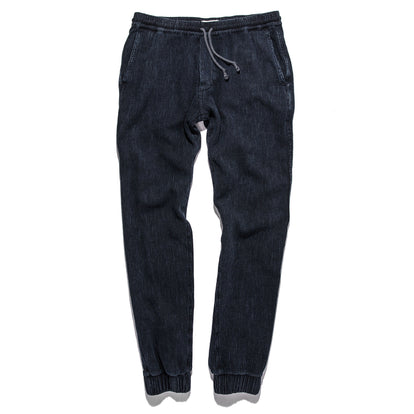 The Après Pant in Indigo Waffle: Featured Image
