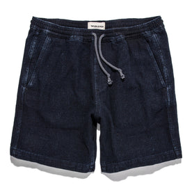 The Après Short in Indigo Crepe: Featured Image