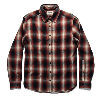 The California in Red Shadow Plaid: Alternate Image 7