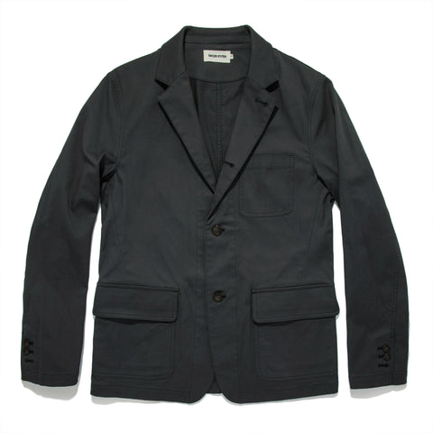 The Gibson Jacket in Charcoal - featured image
