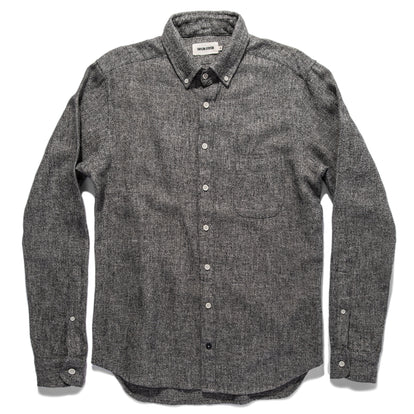 The Jack in Charcoal Hemp Melange: Alternate Image 8