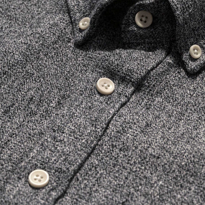 The Jack in Charcoal Hemp Melange: Alternate Image 6
