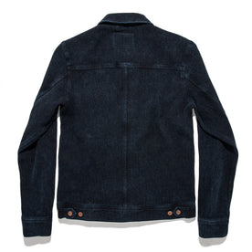 The Long Haul Jacket in Indigo Waffle: Alternate Image 9