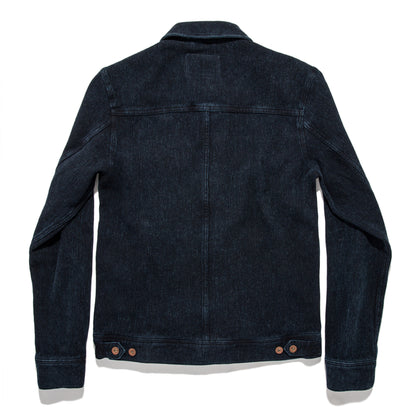 The Long Haul Jacket in Indigo Waffle: Alternate Image 11