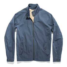 The Montara Jacket in Vintage Blue: Featured Image