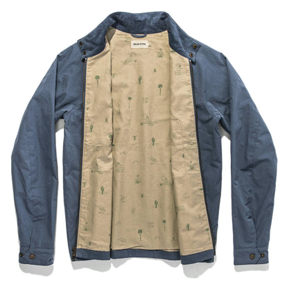 The Montara Jacket in Vintage Blue: Alternate Image 9