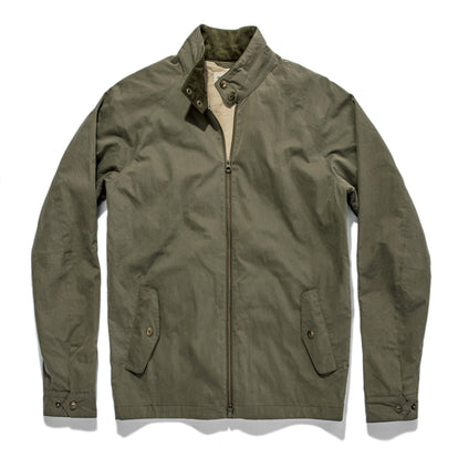 The Montara Jacket in Hunter: Featured Image
