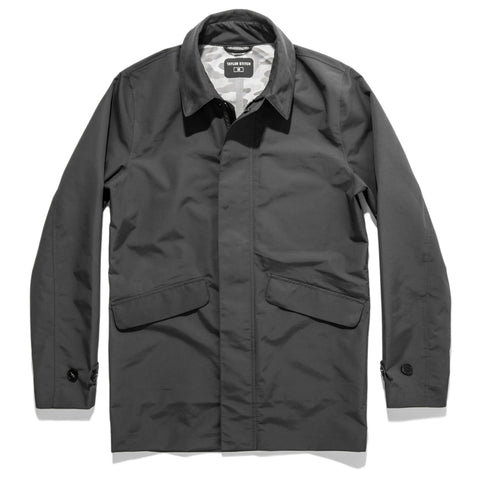 The Primrose Jacket in Charcoal - featured image