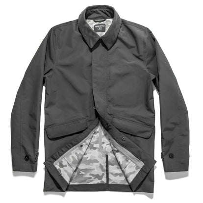 The Primrose Jacket in Charcoal: Alternate Image 18