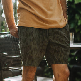 The Après Short in Rain Drop Camo: Alternate Image 5
