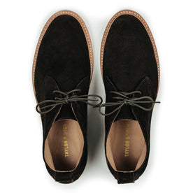 The Chukka in Weatherproof Chocolate Suede: Alternate Image 7