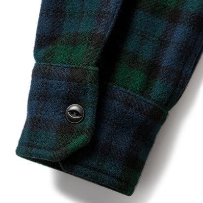 The Coit Jacket in Blackwatch Wool: Alternate Image 7