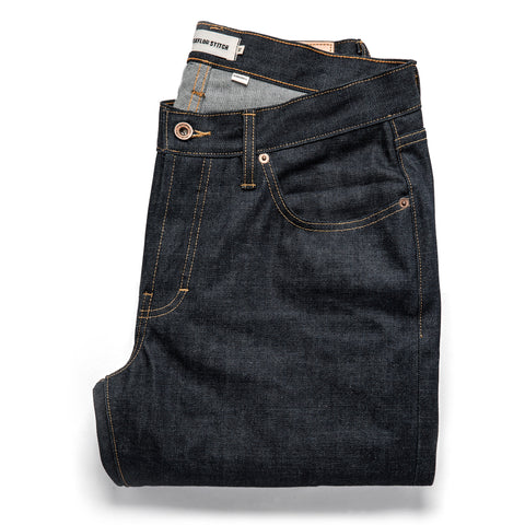 The Democratic Jean in Cone Mills Era Selvage - featured image