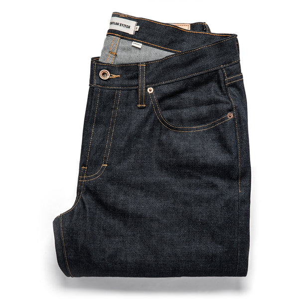 classic men\u0027s clothing taylor stitch  the democratic jean in cone mills era selvage