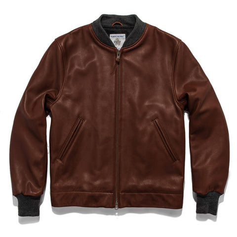The Presidio Jacket in Cognac - featured image
