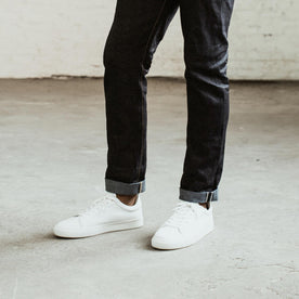The Slim Jean in Yamaashi Orimono Recover Selvage - featured image