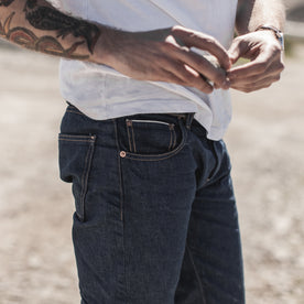 The Democratic Jean in 110 Year Denim - featured image