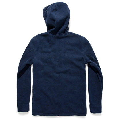 The Big Sur Hoodie in Heather Navy: Alternate Image 10