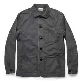 The Ojai Jacket in Washed Charcoal: Featured Image