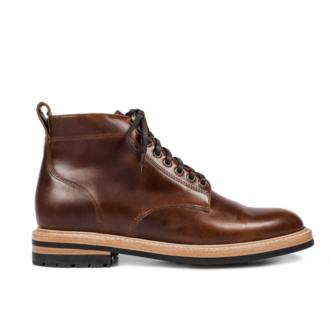 The Trench Boot in Whiskey - featured image
