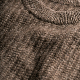 The Whaler Sweater in Alpaca Wool: Alternate Image 6