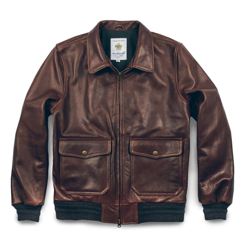 The Seca Jacket in Espresso - featured image