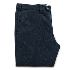 The Telegraph Trouser in Navy Donegal: Featured Image