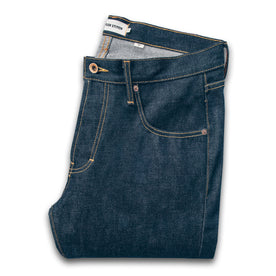 The Slim Jean in Kaihara Mills Selvage: Alternate Image 2