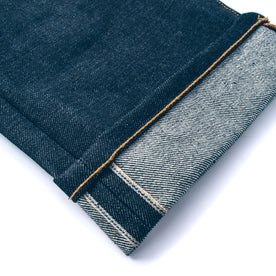 The Slim Jean in Kaihara Mills Selvage: Alternate Image 3