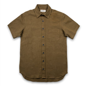 The Short Sleeve Mechanic in Tobacco: Alternate Image 5