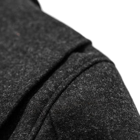 The Monterey Bomber in Charcoal Wool: Alternate Image 10