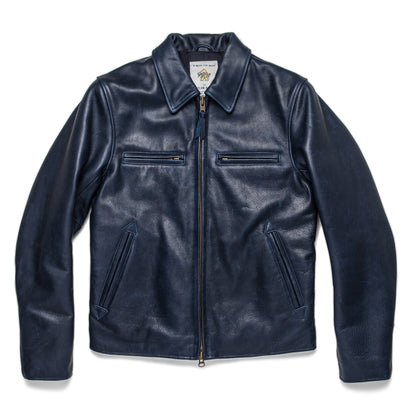 The Moto Jacket in Midnight Steerhide: Featured Image