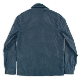 The Rover Jacket in Navy Waxed Cotton: Alternate Image 7
