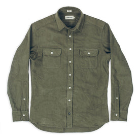The Yosemite Shirt in Olive Drab: Alternate Image 6