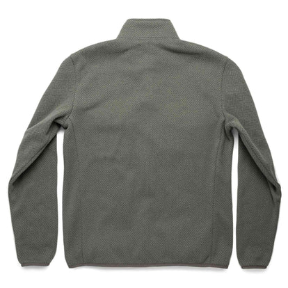The Pack Pullover in Slate Grid Fleece: Alternate Image 10