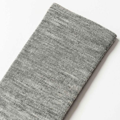 The Merino Sock in Solid Grey: Alternate Image 2