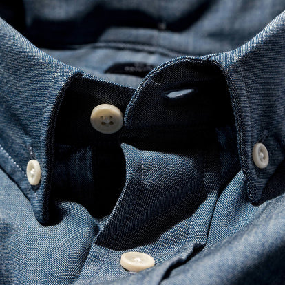 The Merino Jack in Sky Blue Chambray: Alternate Image 6