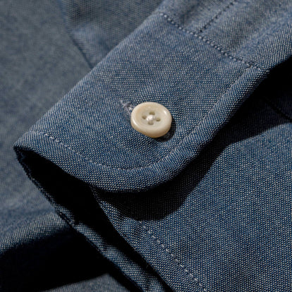 The Merino Jack in Sky Blue Chambray: Alternate Image 7