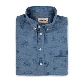 The Popover in Navy Aloha: Featured Image