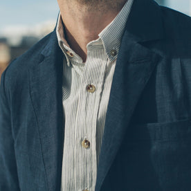 The Telegraph Jacket in Navy: Alternate Image 5