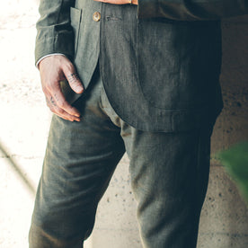 The Telegraph Trouser in Olive: Alternate Image 2
