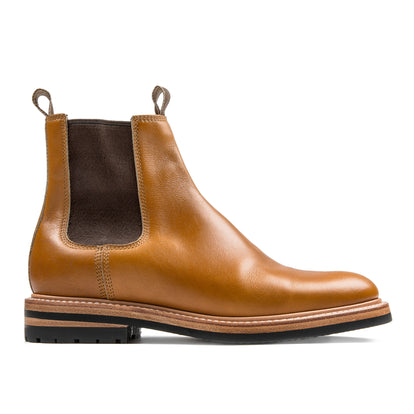 The Ranch Boot in Saddle Tan: Featured Image