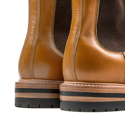 The Ranch Boot in Saddle Tan: Alternate Image 8