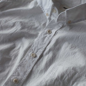 The Short Sleeve Jack in White: Alternate Image 1