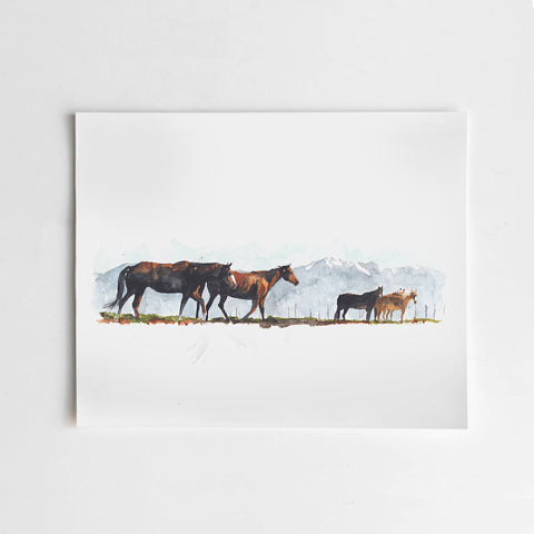 The Valley Horses by Dani Vergés - featured image
