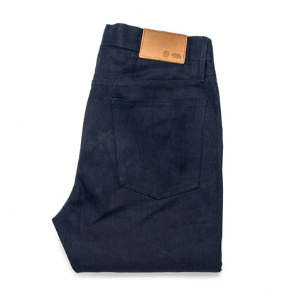 The Slim Jean in Double Indigo Standard: Alternate Image 10
