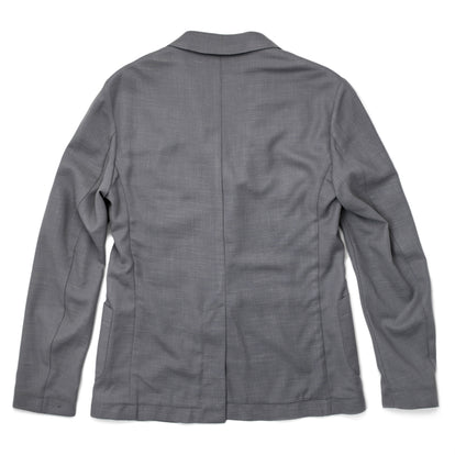 The Telegraph Jacket in Charcoal Slub: Alternate Image 12